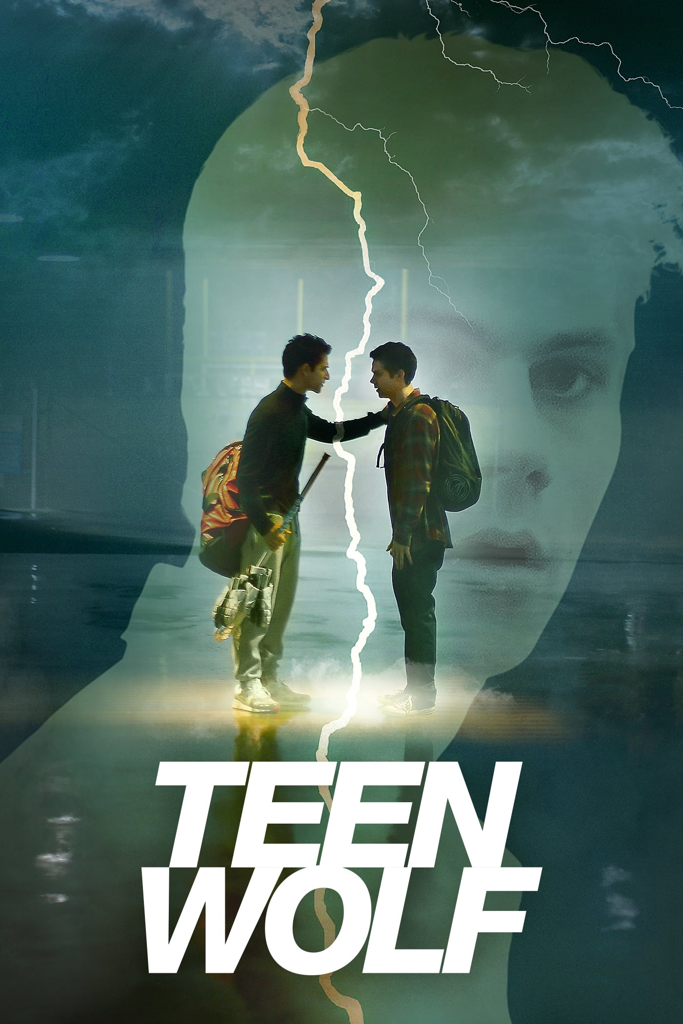 Teen Wolf series tv complet