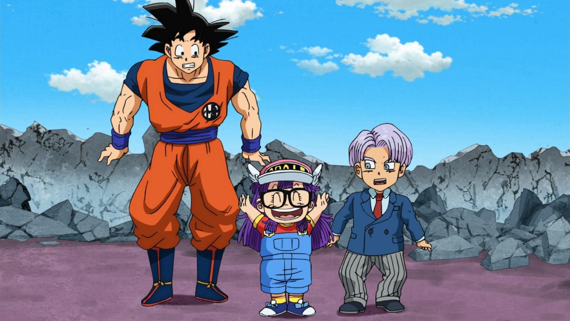 Assistir Dragon Ball Super 23