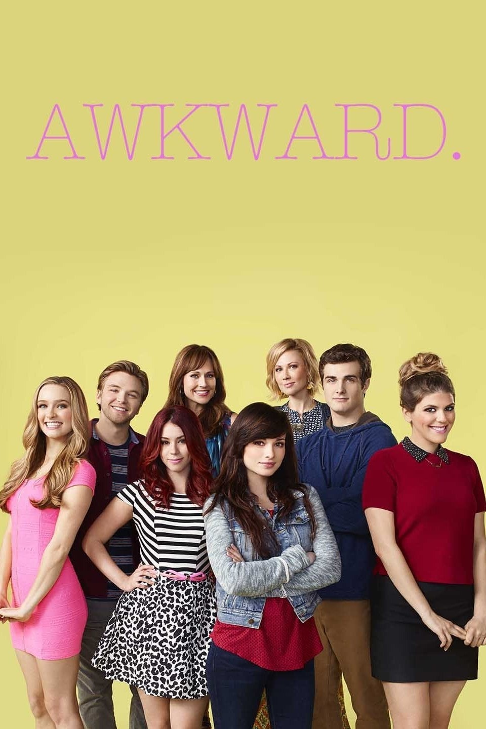 Awkward. series tv complet