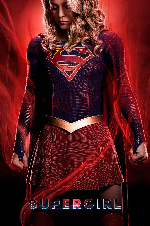 Supergirl series tv complet