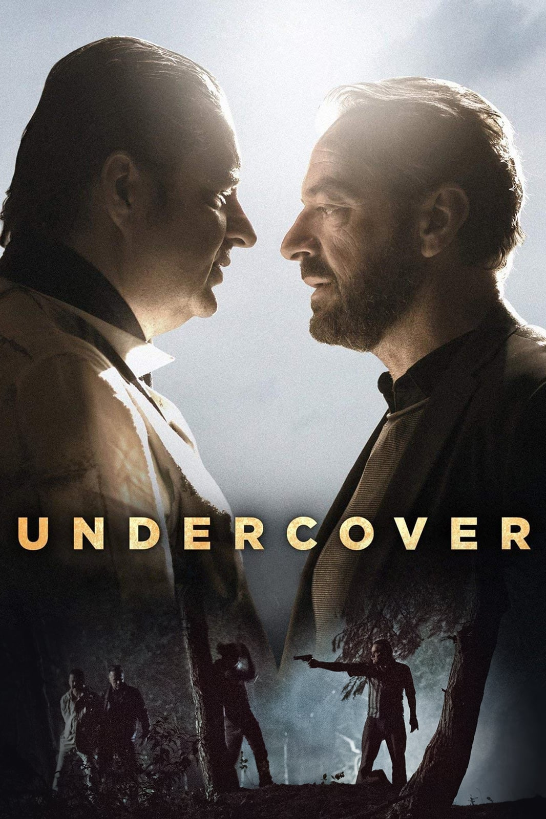 Undercover series tv complet