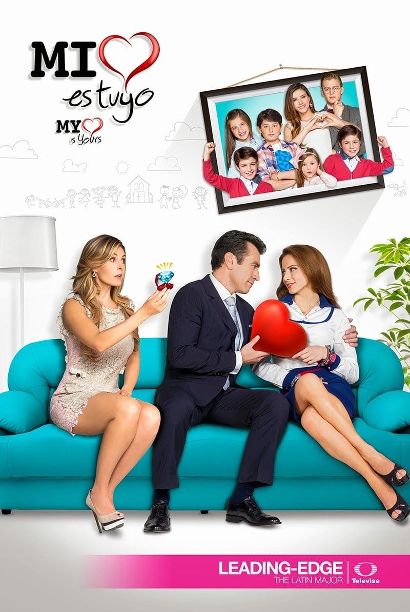 Mi Corazón es Tuyo series tv complet