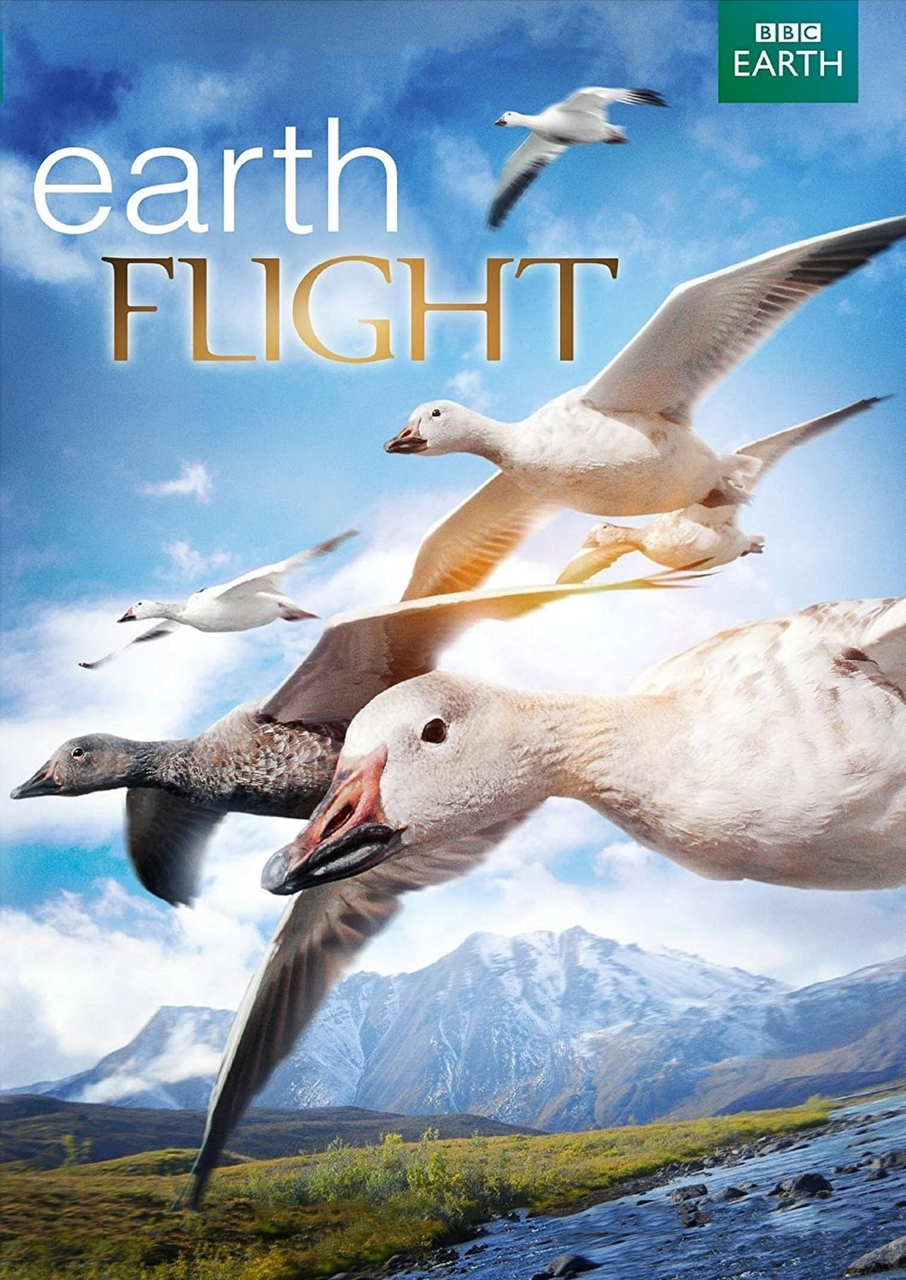 Earthflight series tv complet
