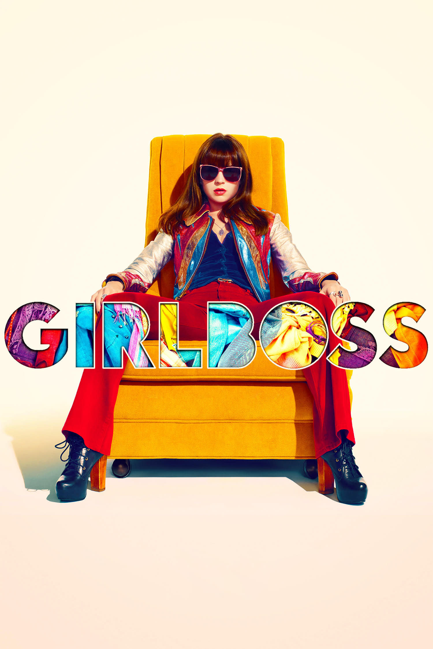 Girlboss series tv complet