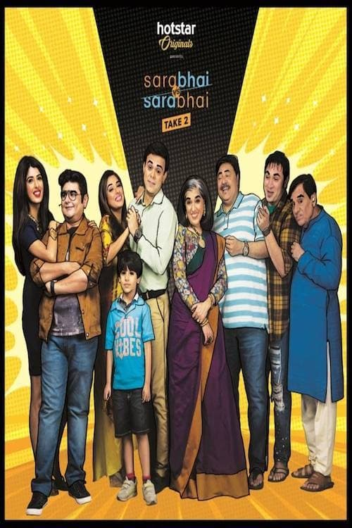 Sarabhai vs Sarabhai Take 2 series tv complet