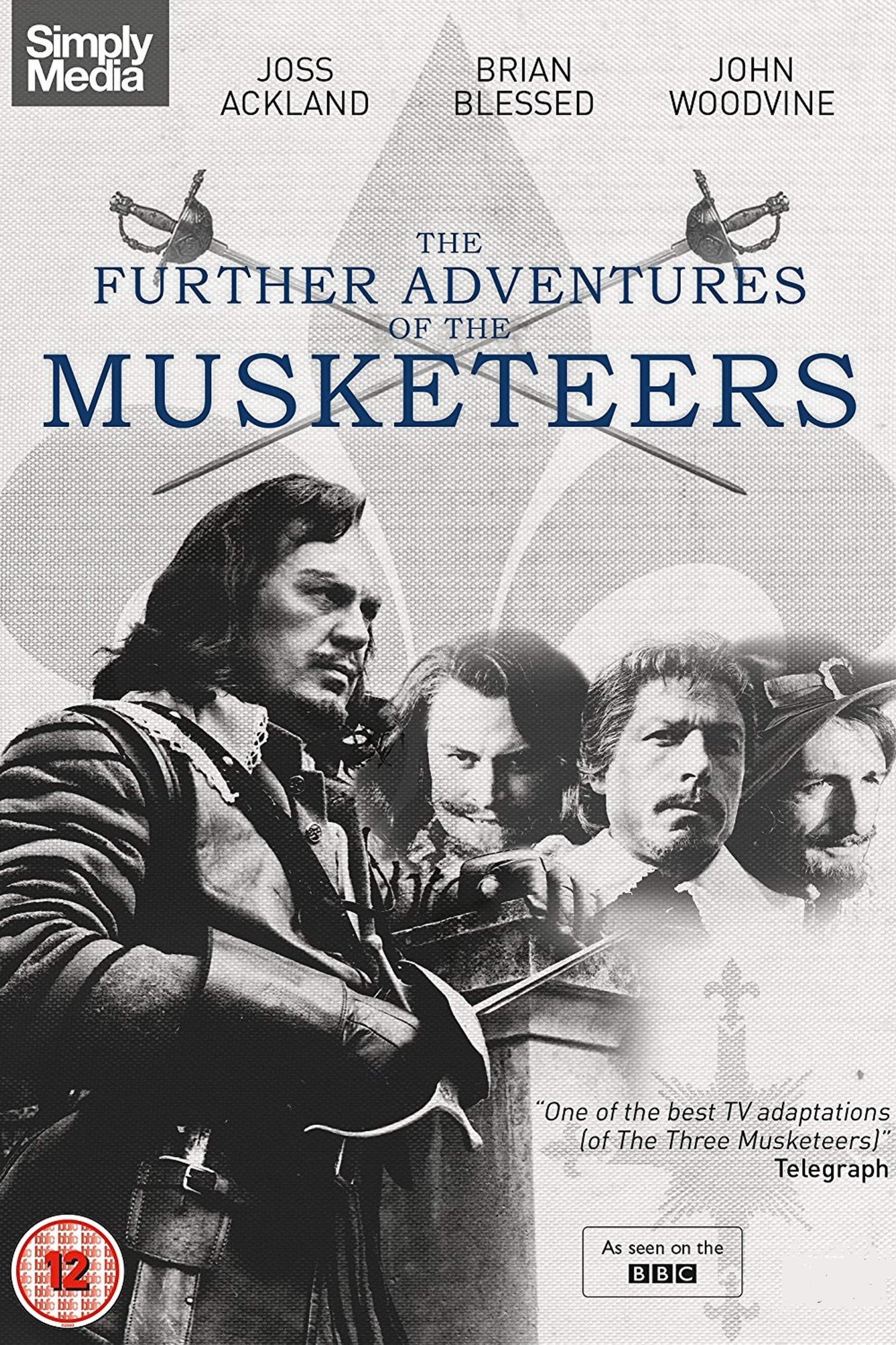 The Further Adventures of the Three Musketeers series tv complet