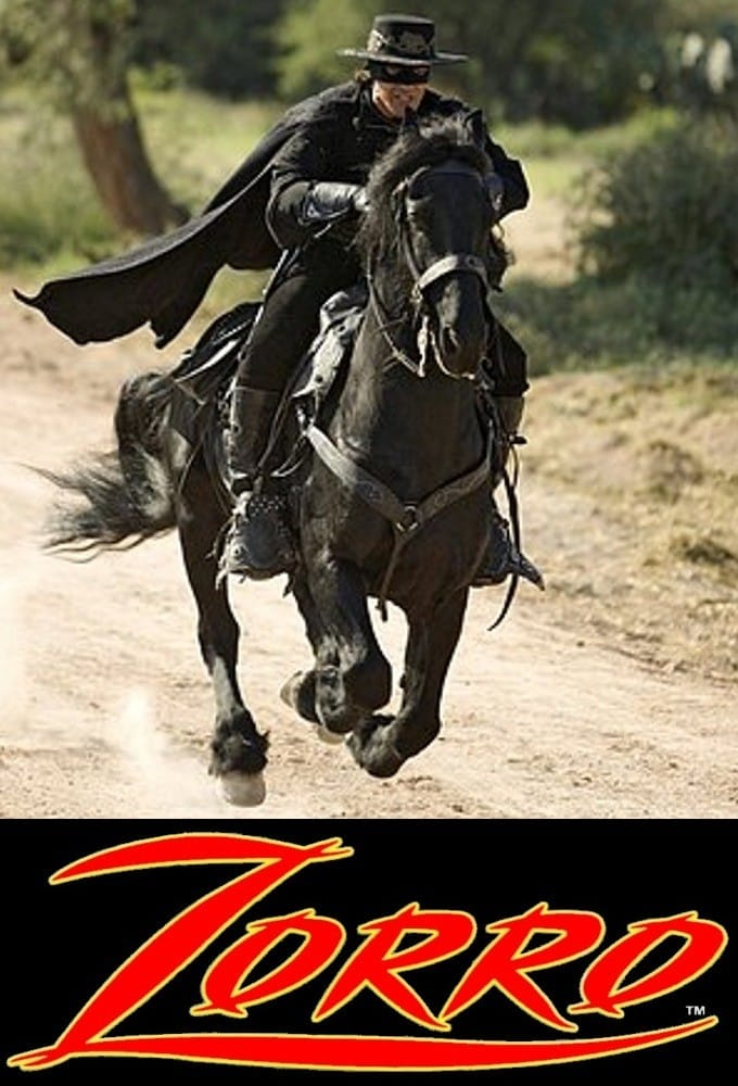 Zorro series tv complet