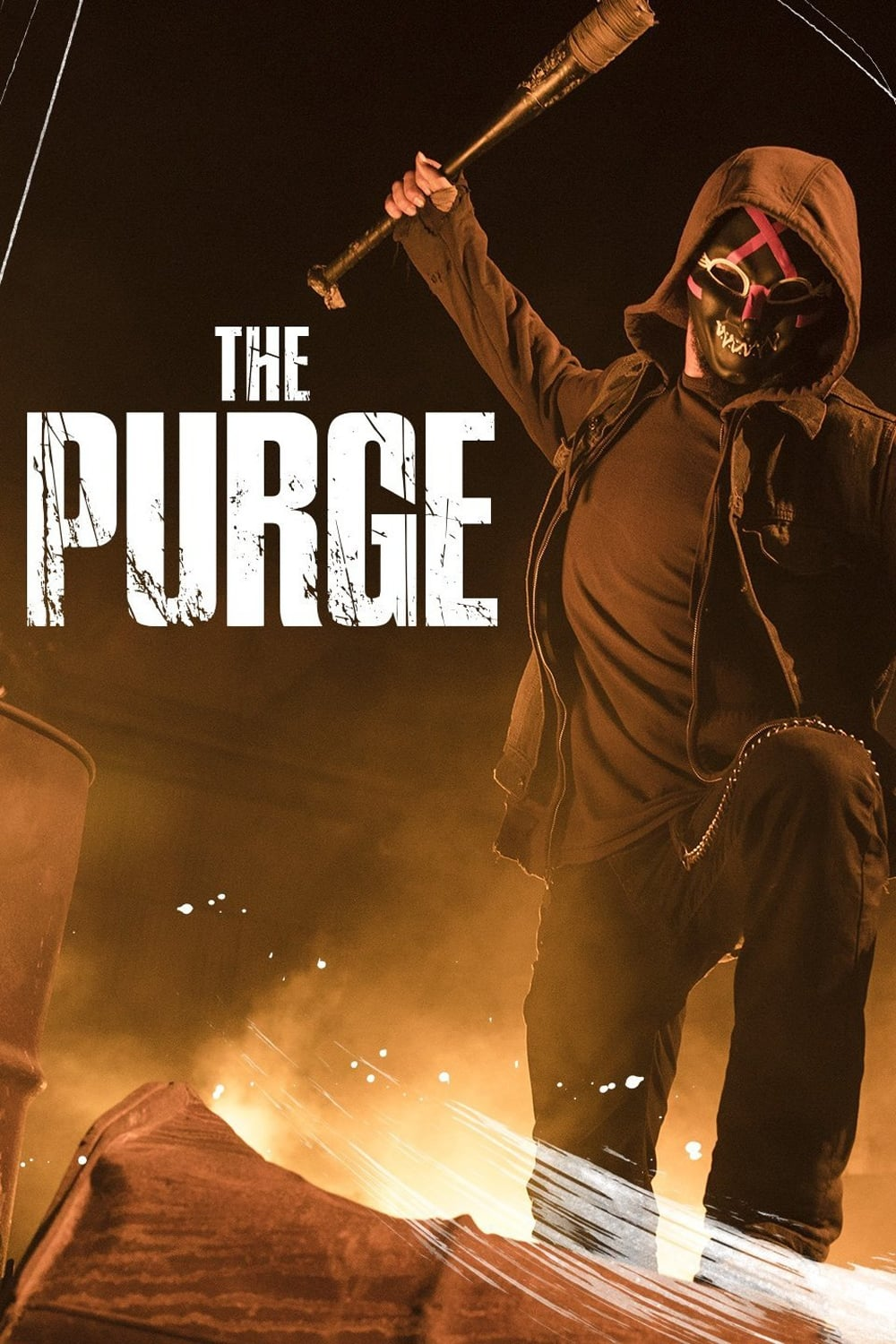 The Purge / American Nightmare series tv complet