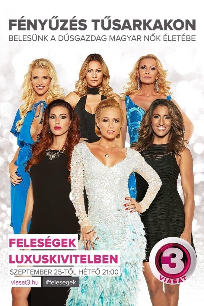 Feleségek luxuskivitelben series tv complet
