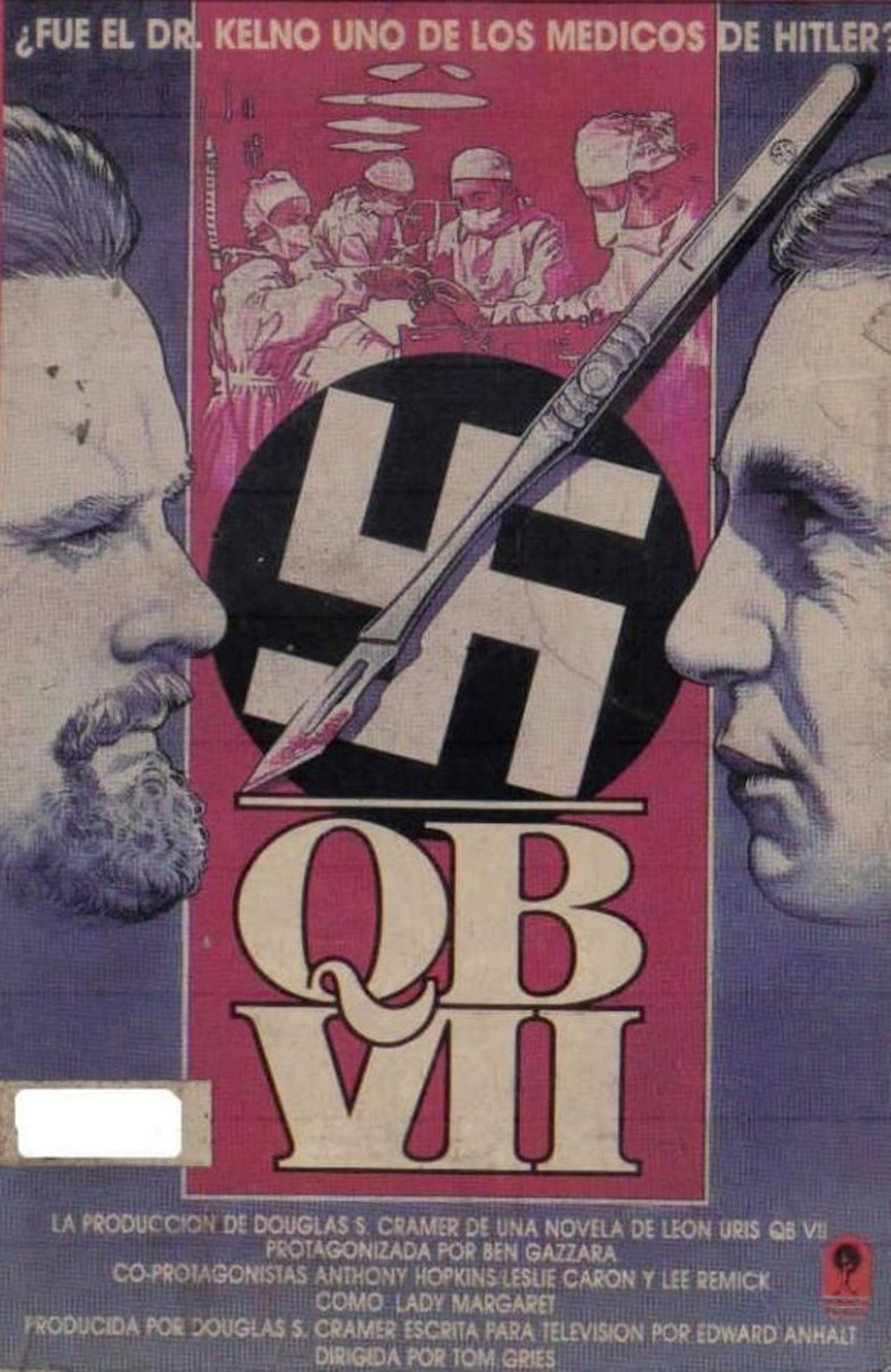 QB VII series tv complet