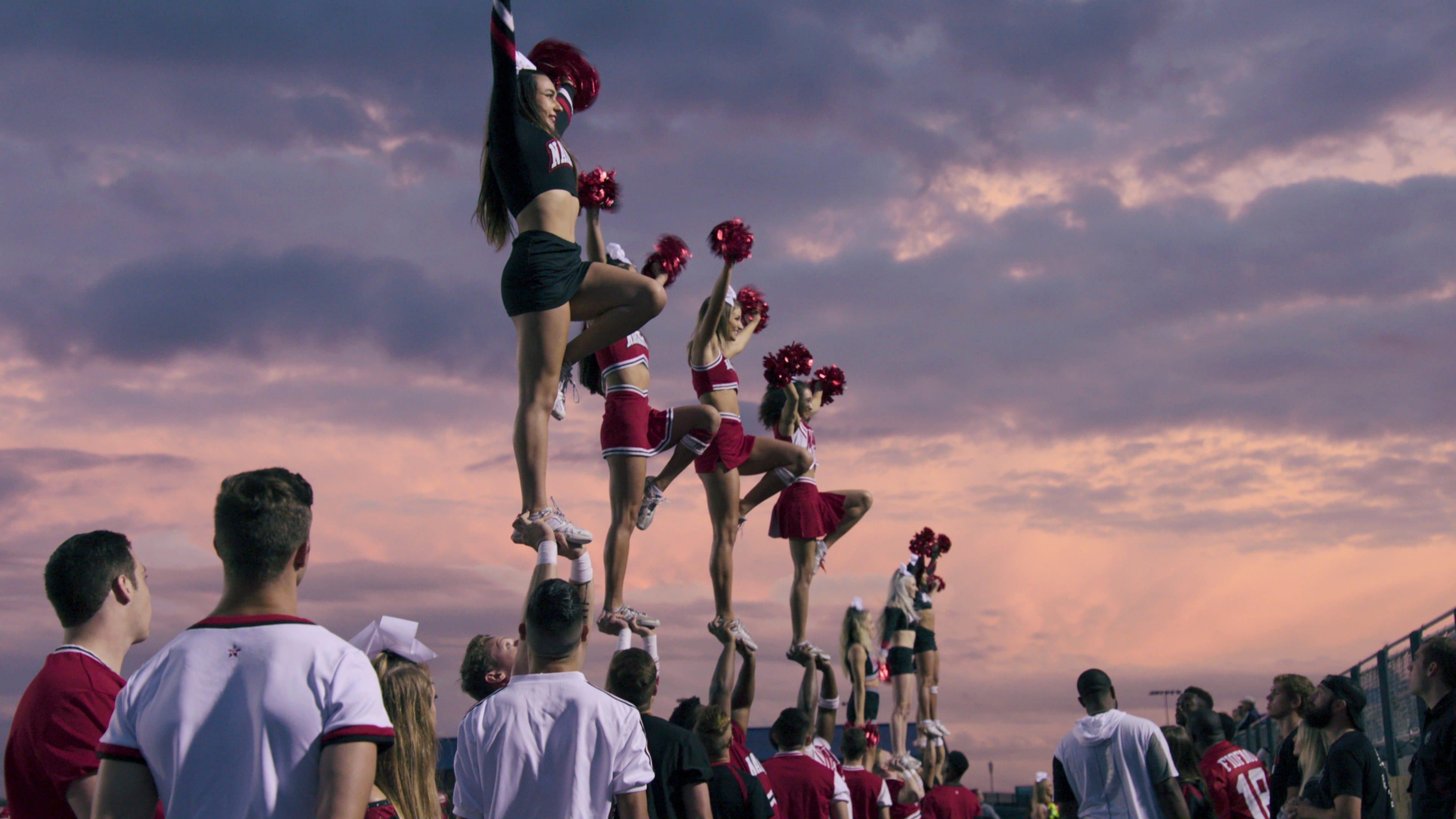 Cheerleaders en Acción