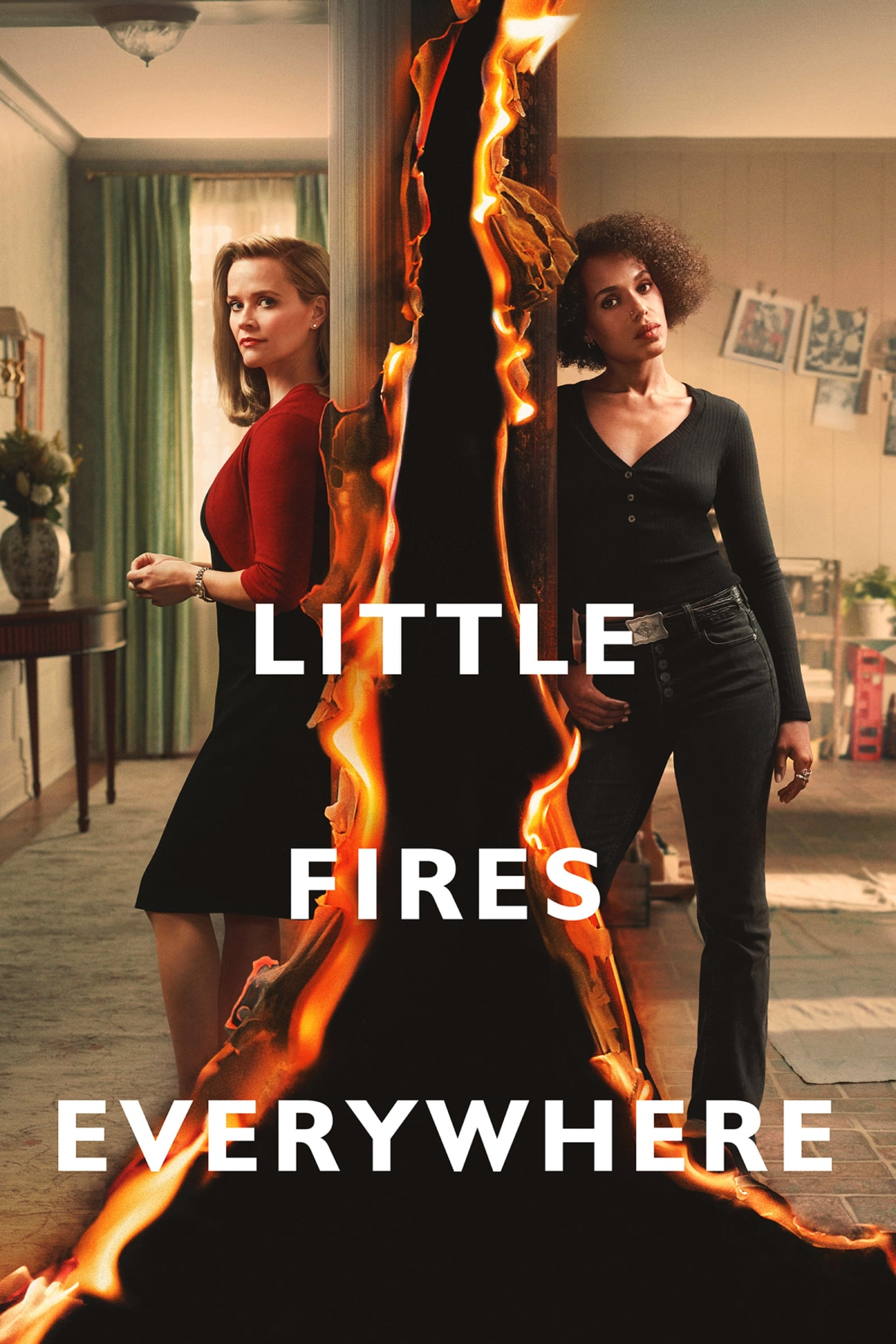 Little Fires Everywhere series tv complet
