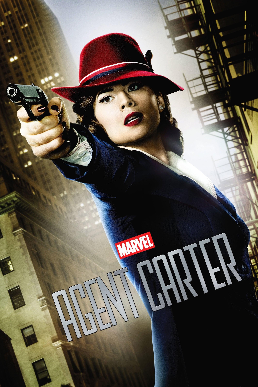 Marvel's Agent Carter series tv complet