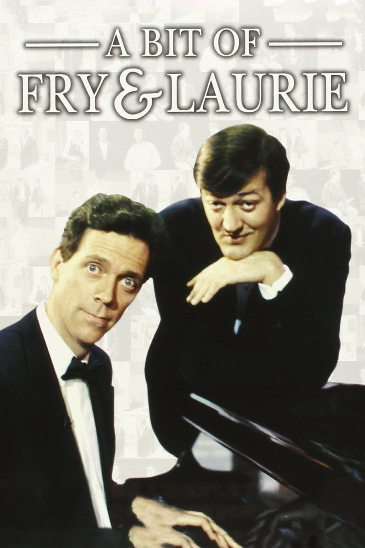 A Bit of Fry and Laurie series tv complet
