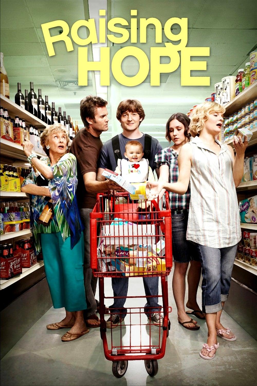 Raising Hope series tv complet