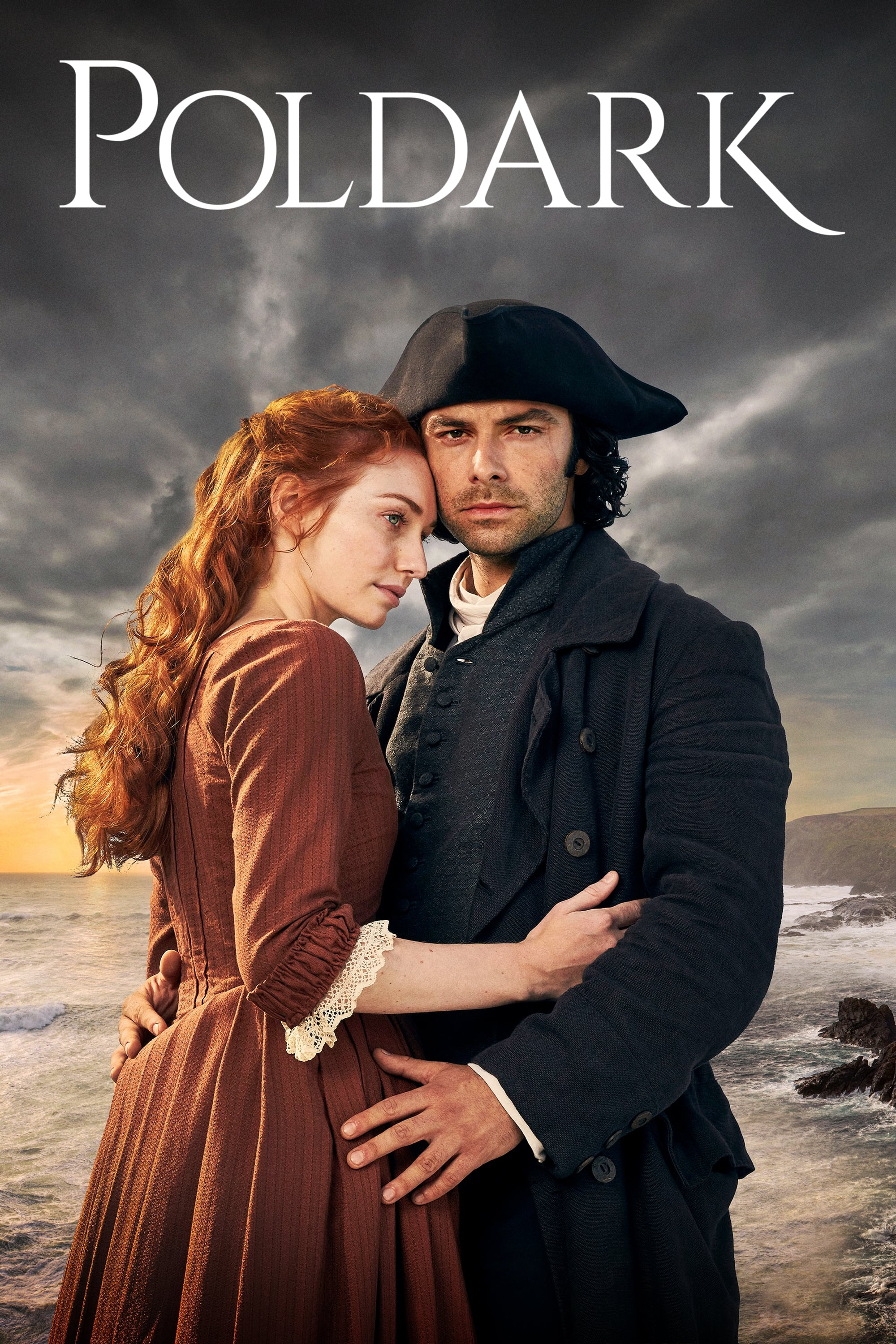 Poldark series tv complet