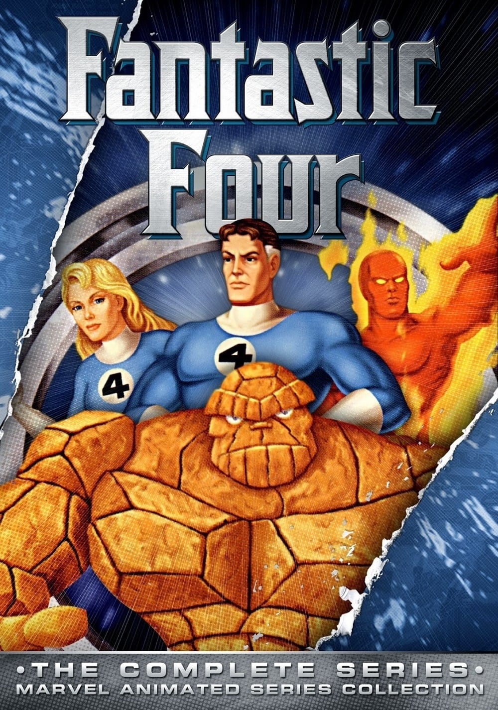 Fantastic Four series tv complet