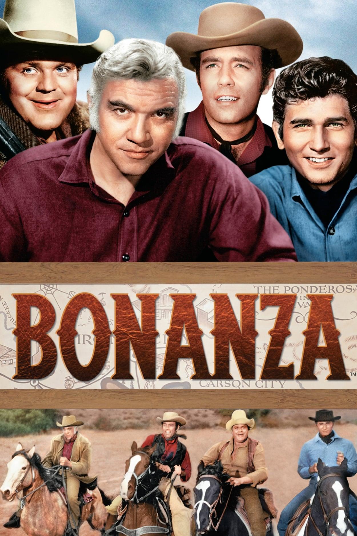 Bonanza series tv complet