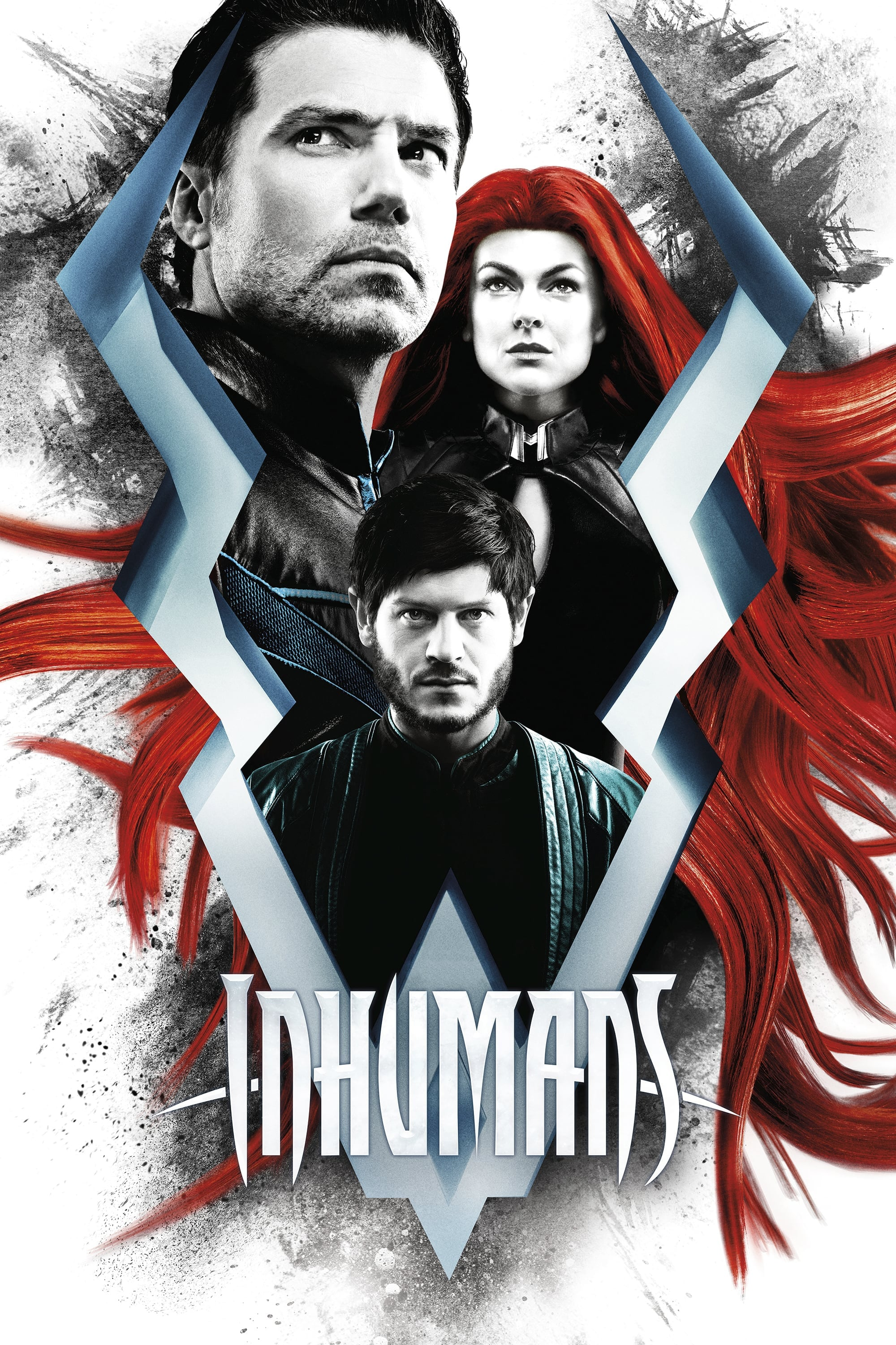Marvel's Inhumans series tv complet