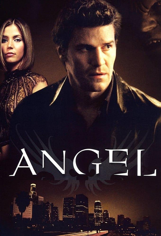 Angel series tv complet