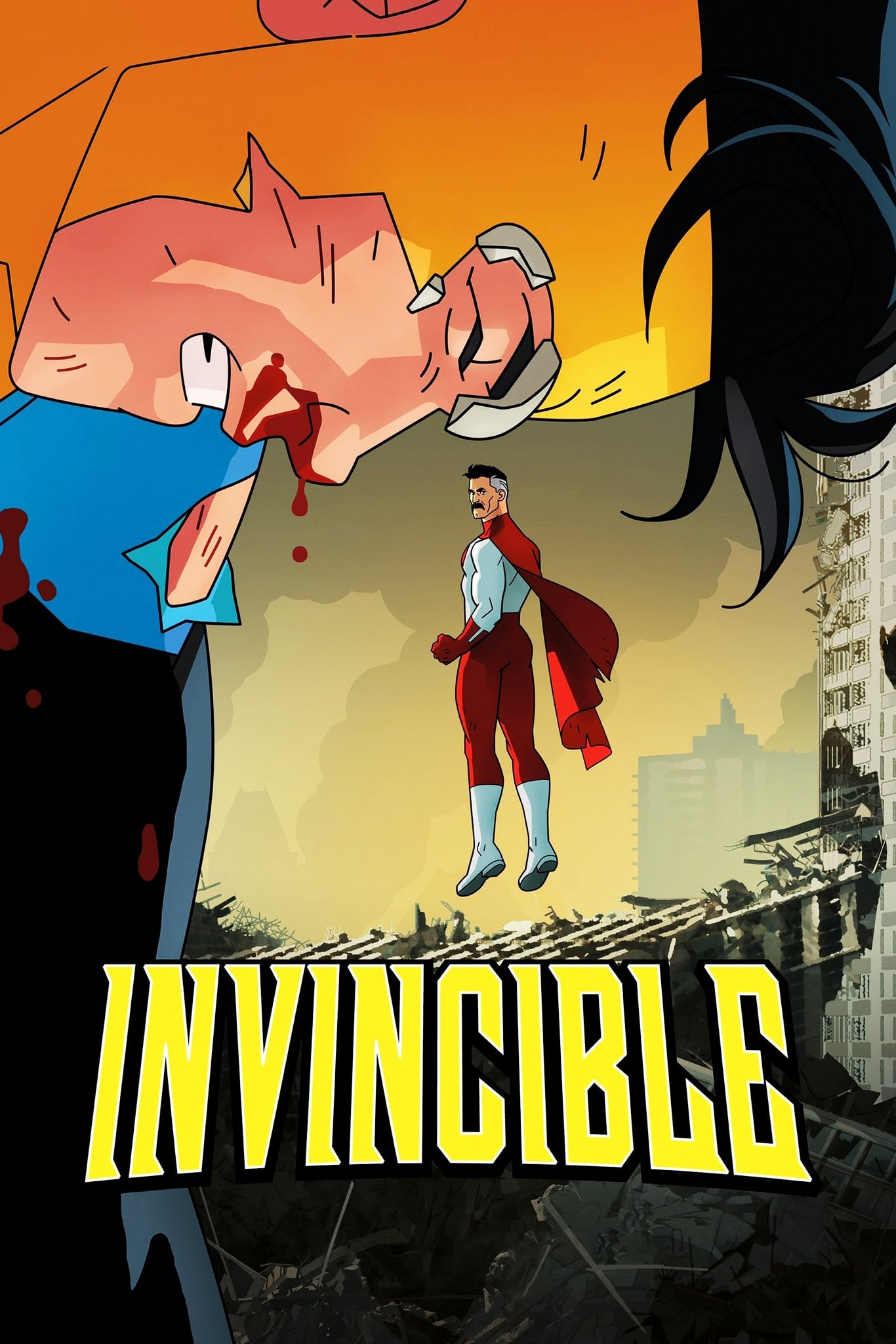Invincible series tv complet