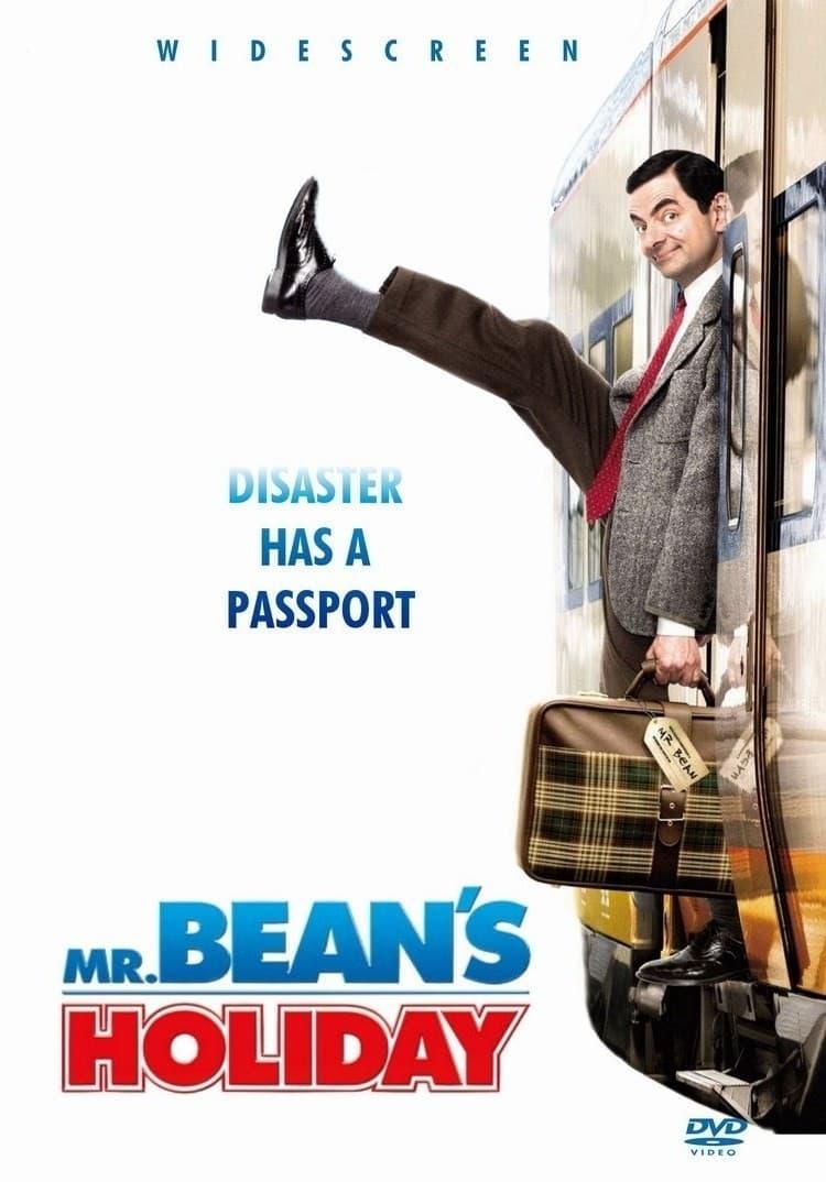 Poster do filme As Férias de Mr. Bean