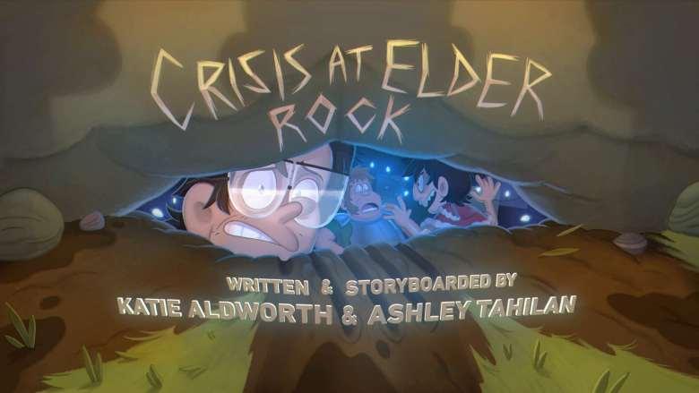Crisis at Elder Rock