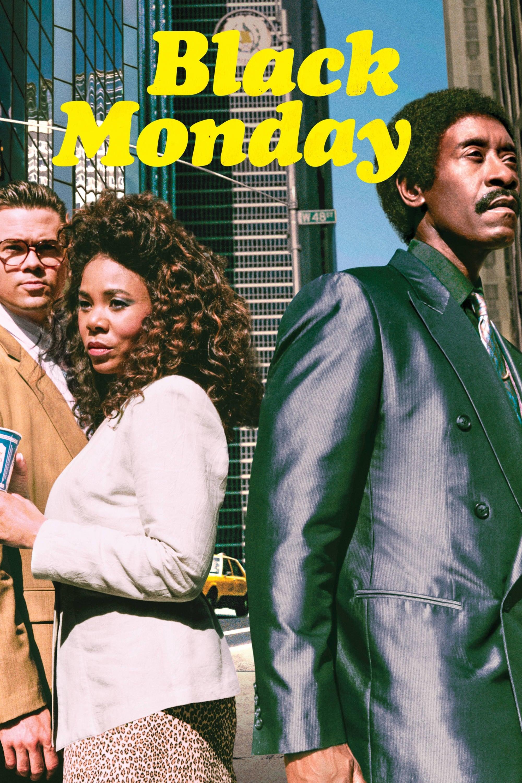 Black Monday series tv complet