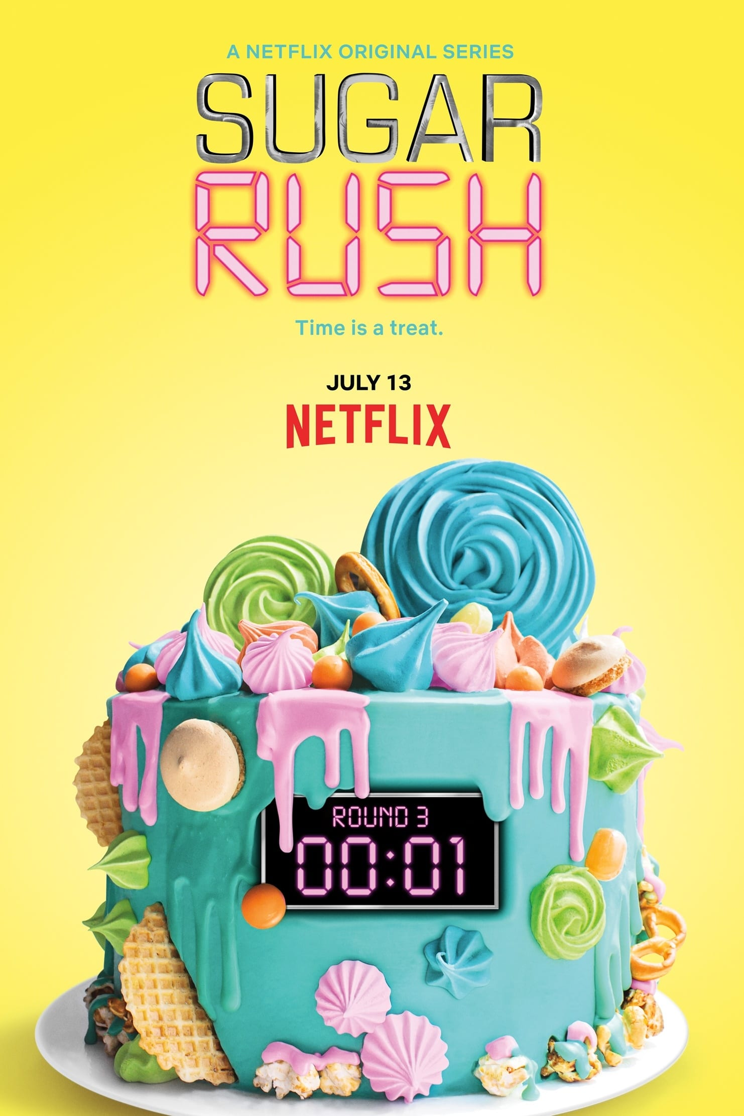 Sugar Rush series tv complet