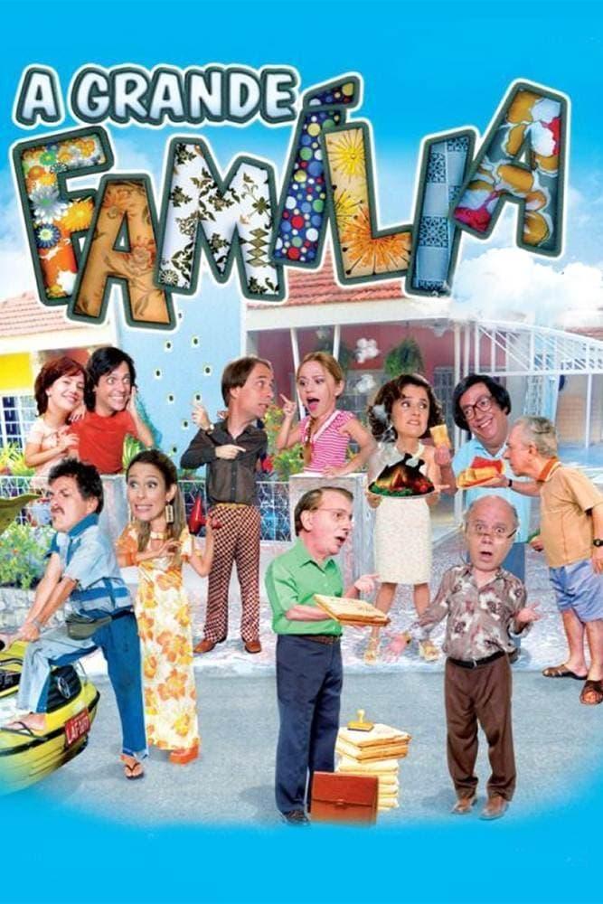 A Grande Família series tv complet
