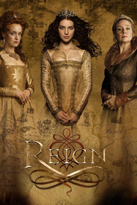 Reign : Le Destin d'une reine series tv complet