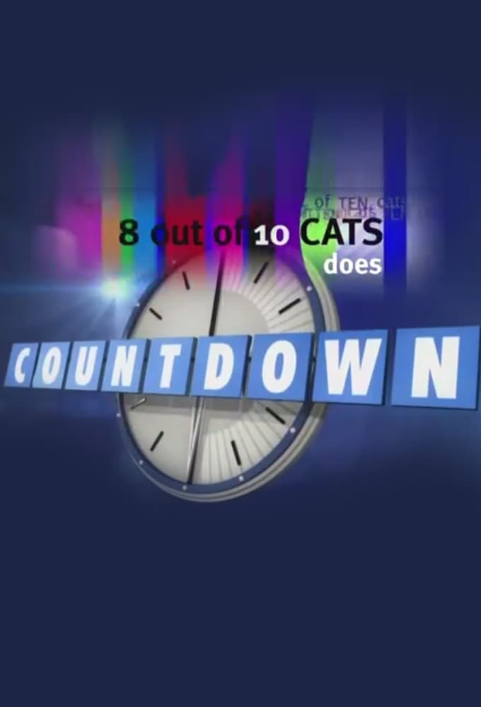 8 Out of 10 Cats Does Countdown series tv complet