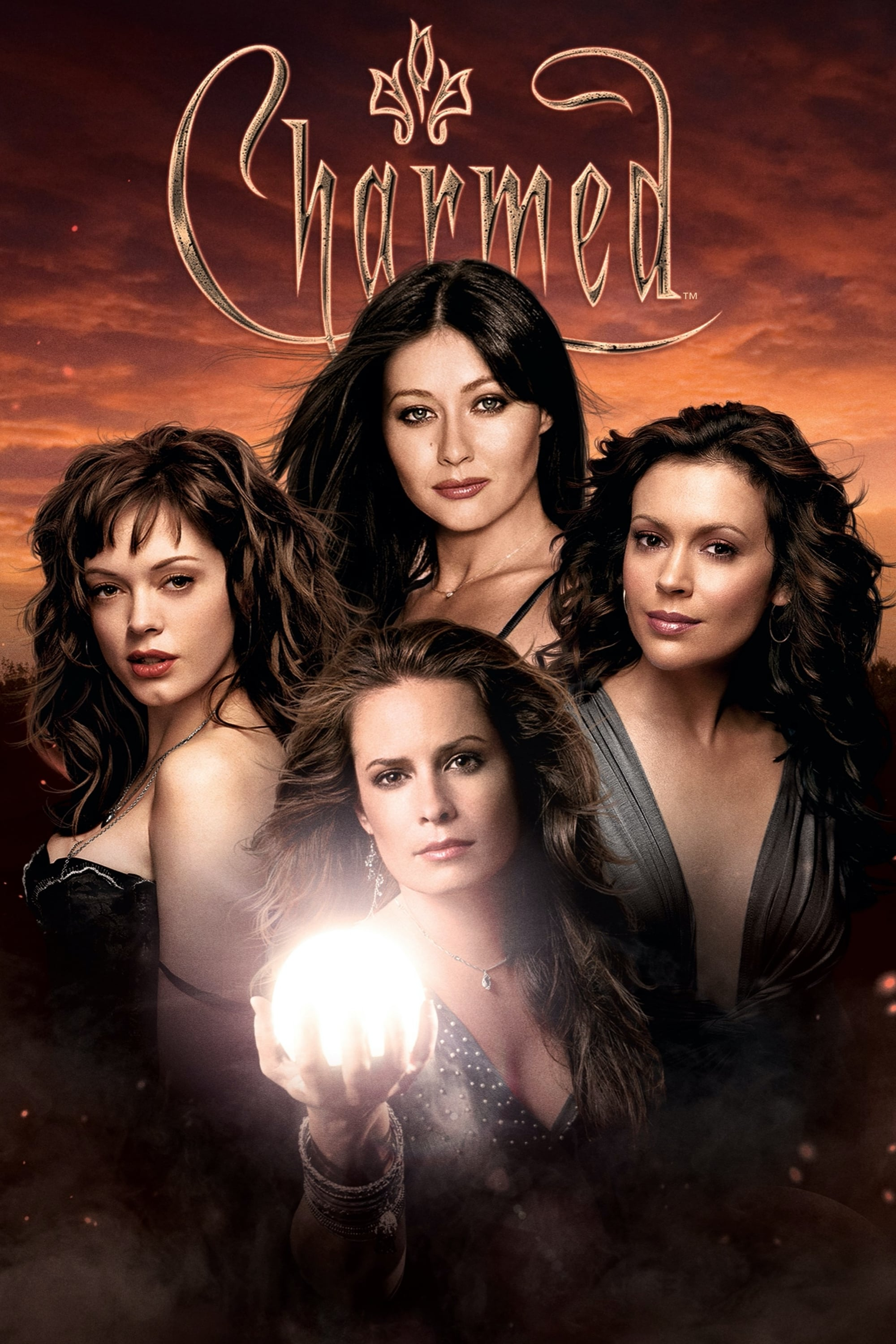 Charmed series tv complet