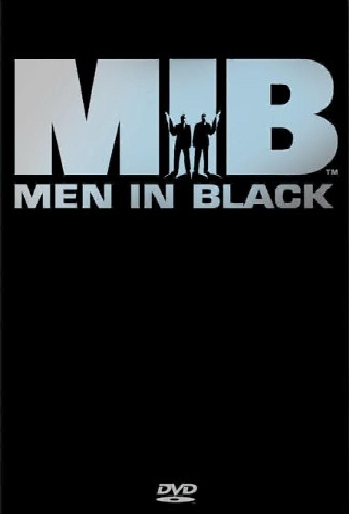 Men in Black series tv complet