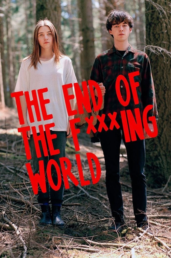 The End of the F***ing World series tv complet