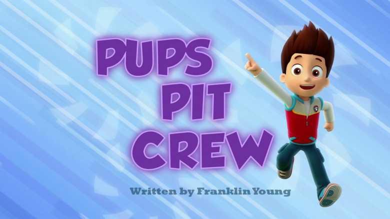 Pups Pit Crew