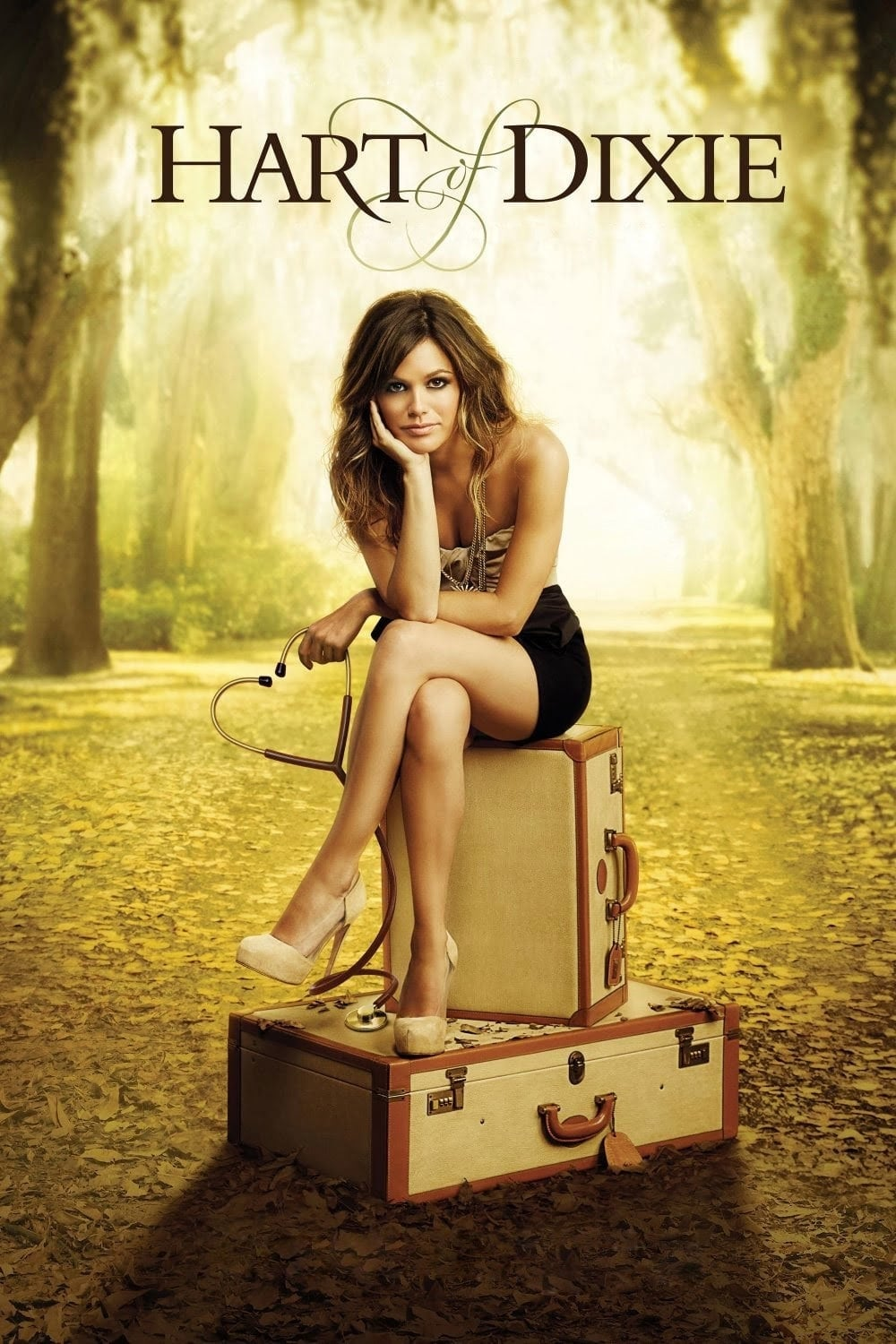 Hart of Dixie series tv complet