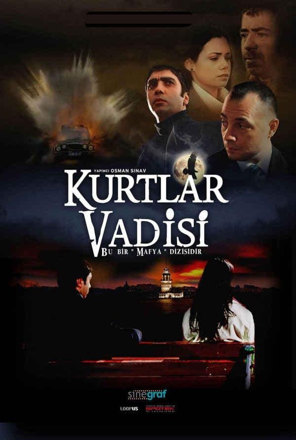 Kurtlar Vadisi series tv complet