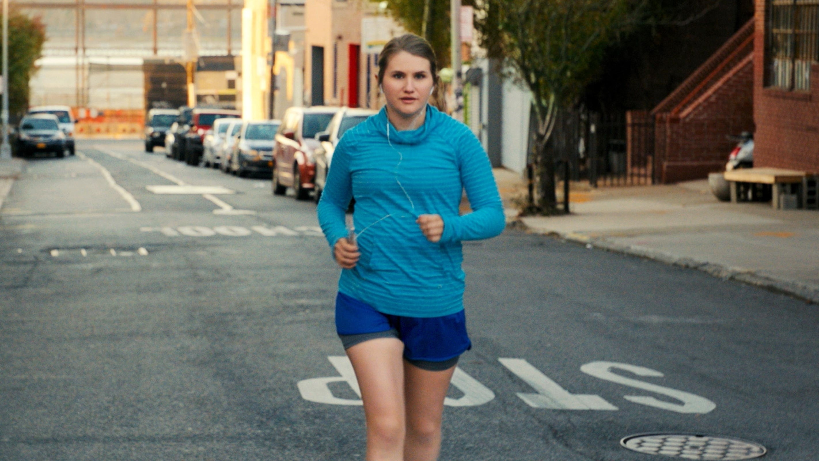 Brittany Corre una Maratón