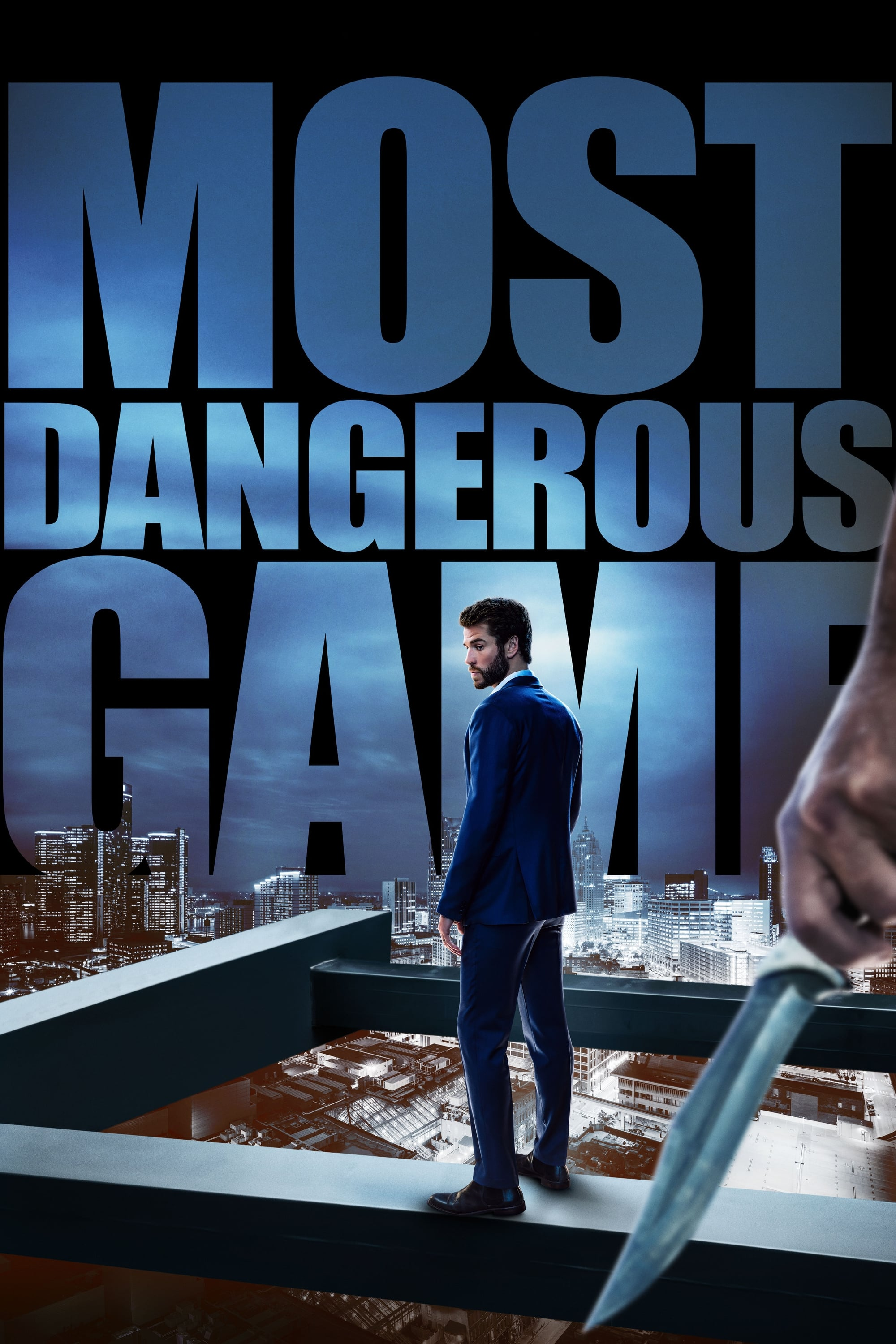 Most Dangerous Game series tv complet
