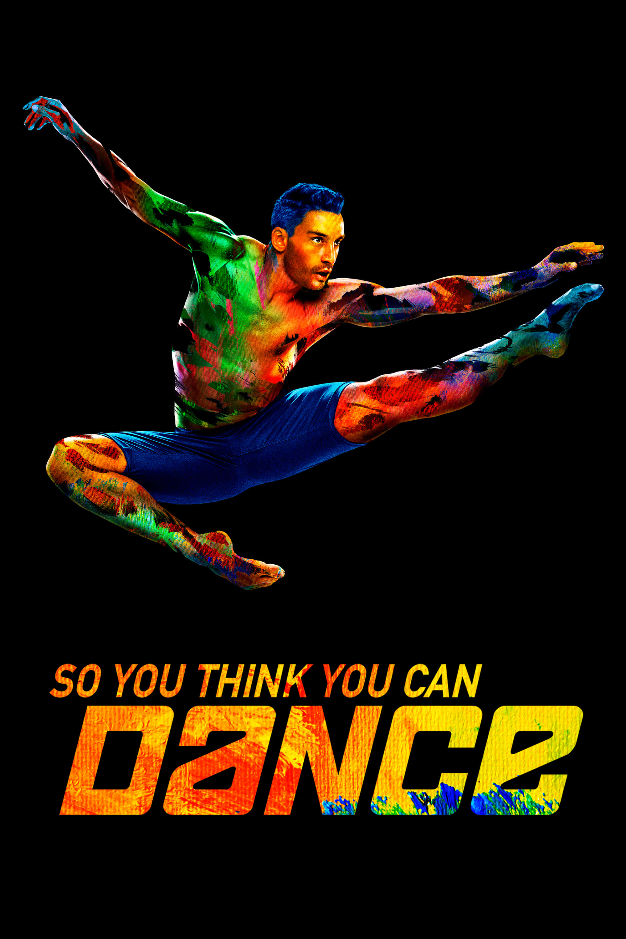 So You Think You Can Dance series tv complet