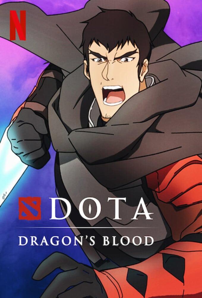 DOTA : Dragon's Blood series tv complet