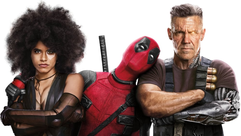 movie Deadpool 2 ( 2018 )