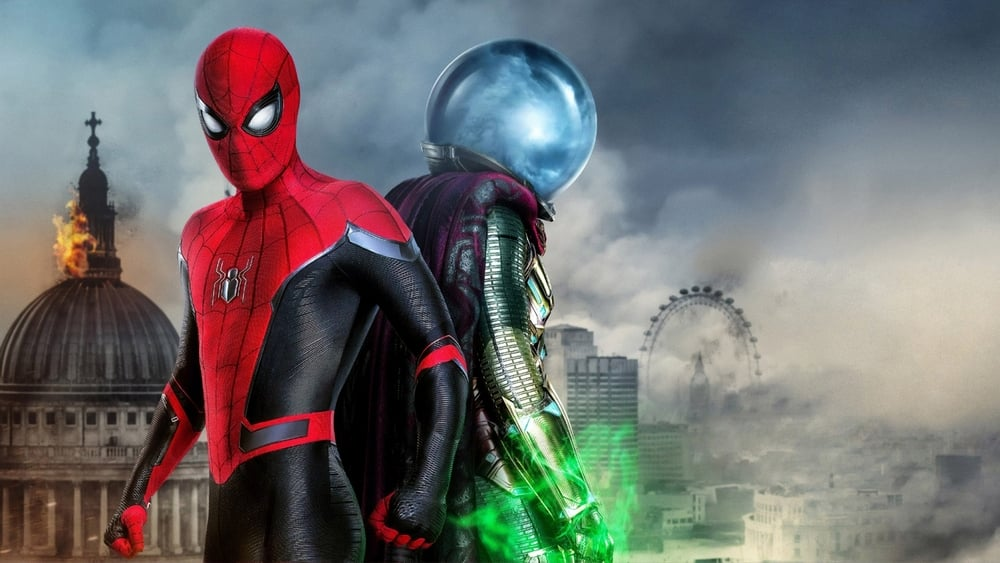 movie Spider-Man: Far from Home ( 2019 )