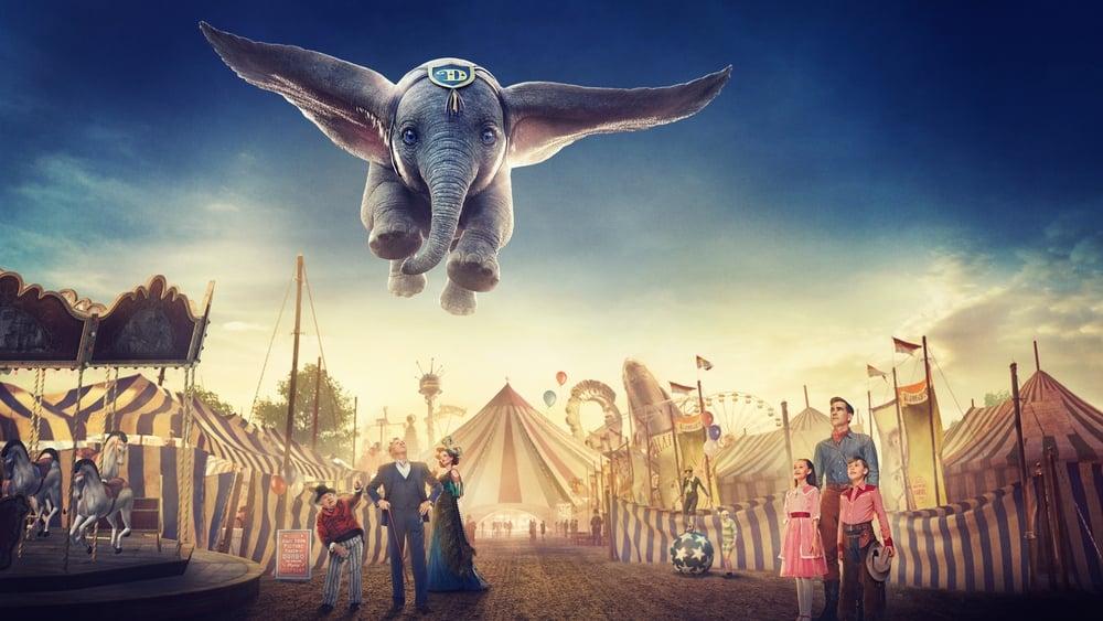 movie Dumbo ( 2019 )