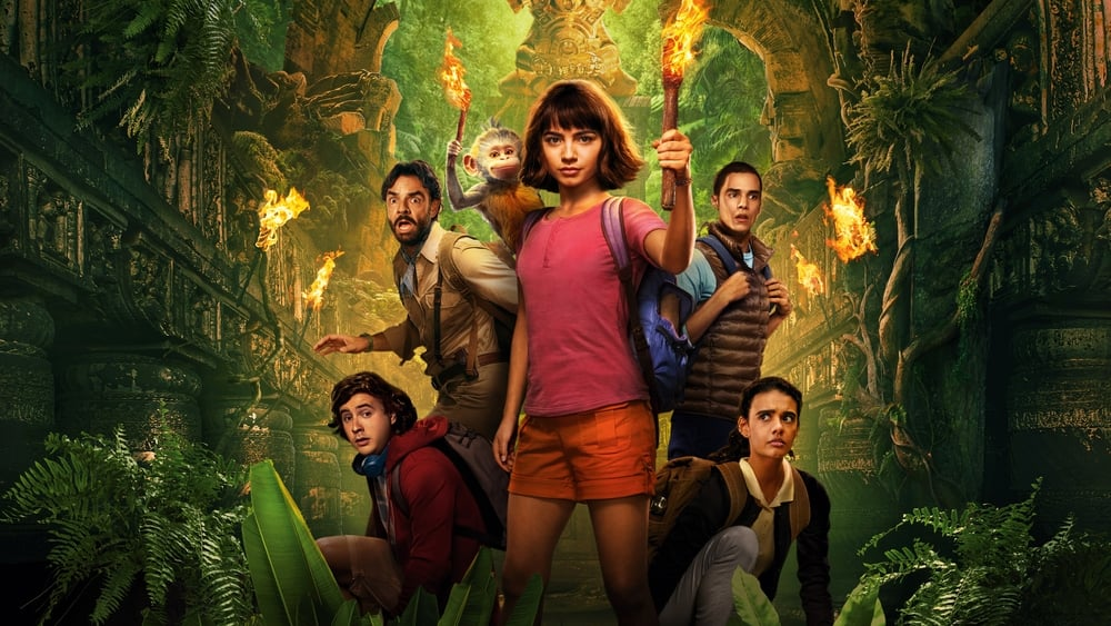 movie Dora and the Lost City of Gold ( 2019 )