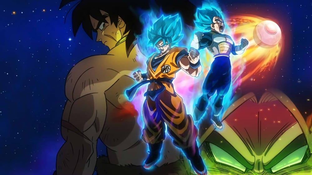 movie Dragon Ball Super: Broly ( 2018 )