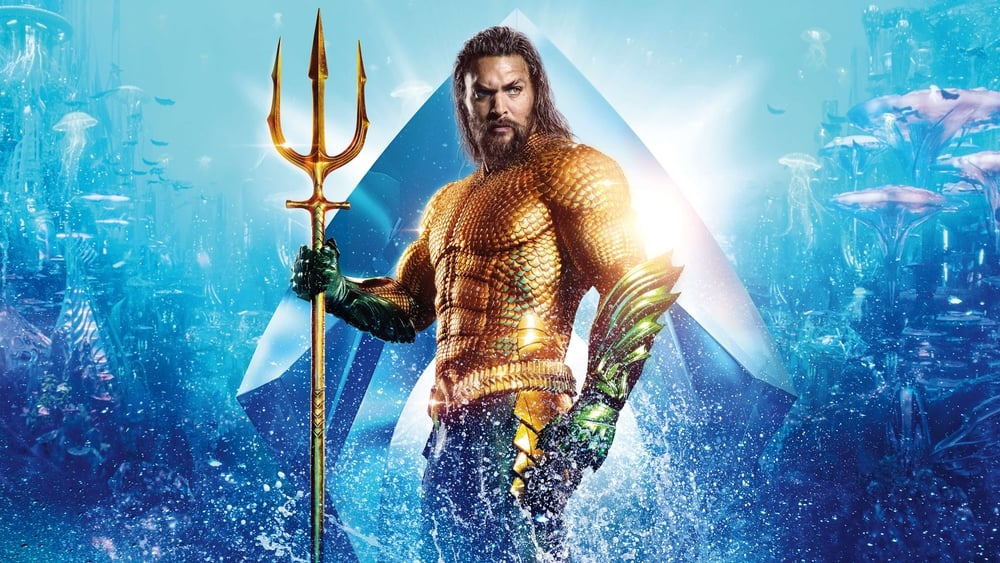 movie Aquaman ( 2018 )