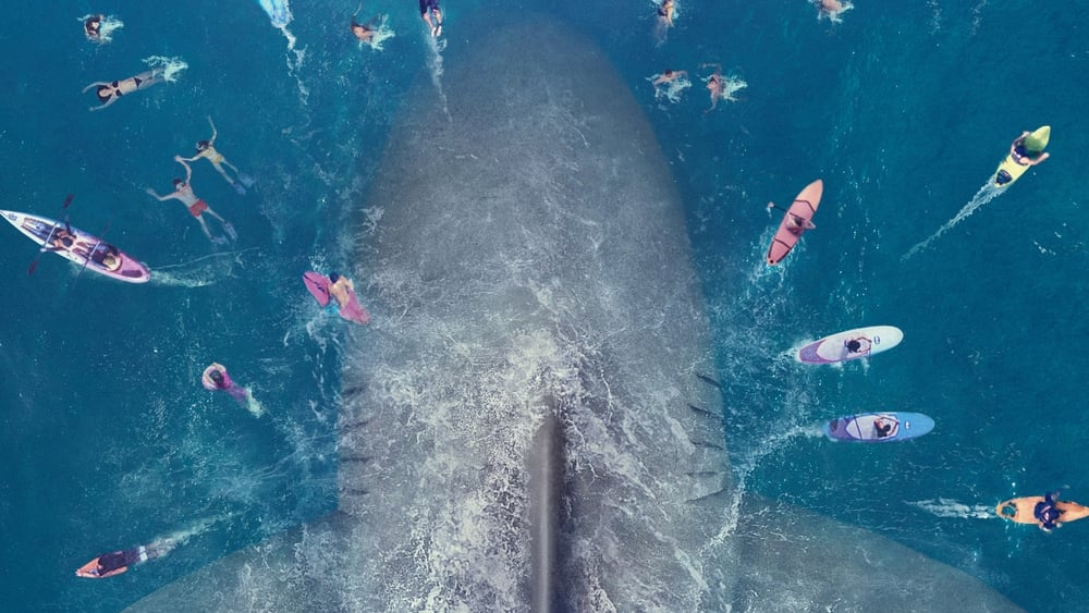 Streaming Movie The Meg (2018) Online