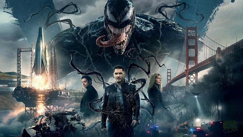movie Venom ( 2018 )